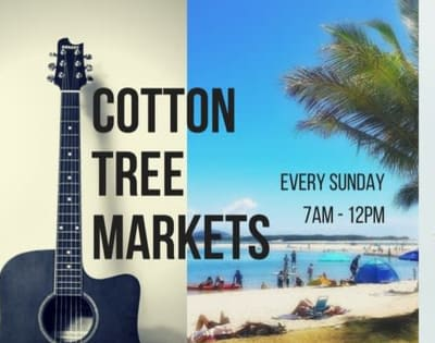 Cotton Tree Markets - THIS Sunday EVERY Sunday!